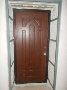 Дверь с терморазрывом 3