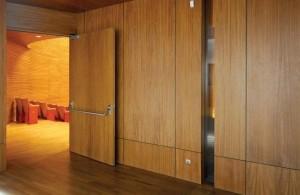 купить противопожарные деревянные двери