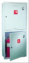 пожарный шкаф ШПК-320 открытый