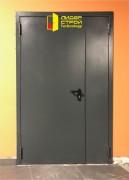 """Установка противопожарных дверей с системой """"антипаника""""в «XL outlet family»"""