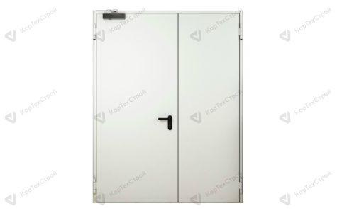 Двупольная дверь с доводчком EIS-60