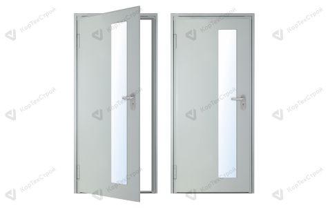 Искронедающая дверь с оригинальным дизайном EI-60